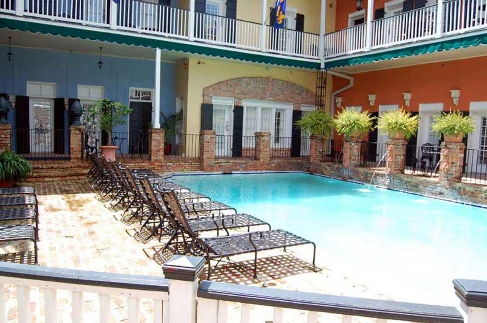 New Orleans Courtyard Hotel