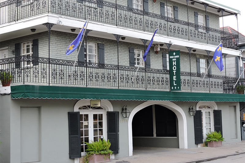 suites and rooms french quarter suites hotel